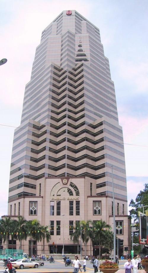 Public Bank Berhad Building